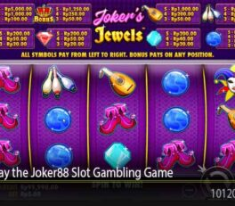 Steps to Play the Joker88 Slot Gambling Game