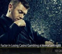The Biggest Factor in Losing Casino Gambling at ArenaGaming88